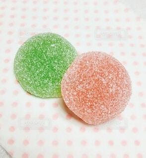 食べ物,緑,赤,キラキラ,甘い,パステル,宝石,ゼリー,グミ,キャンディ