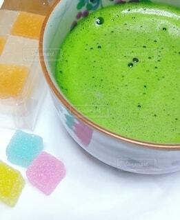 緑,パステル,お抹茶,お茶会,お茶の時間,琥珀糖