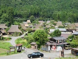 建物,屋外,車,山,家,樹木,旅行,車両