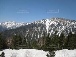 自然,空,雪,屋外,山,穂高,奥飛騨