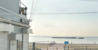 カフェ,海,空,雲,海岸,神戸,須磨,須磨海岸,海沿いのカフェ,おしゃれカフェ