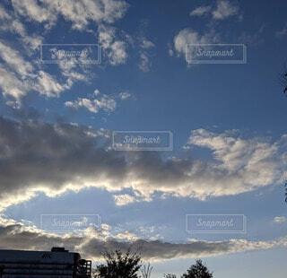 自然,風景,空,冬,屋外,雲