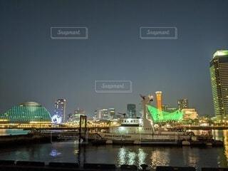 神戸の夜景の写真・画像素材[4132242]