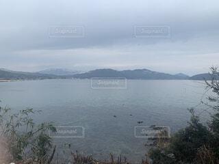 自然,風景,空,屋外,ビーチ,雲,水面,海岸,霧,山,大地,旅行,くもり,眺め,日中,山腹