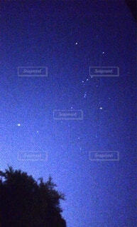 夜,夜空,星,オリオン座,天文学