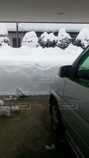 雪,豪雪,車両