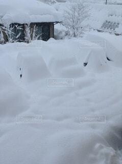 冬,雪,豪雪