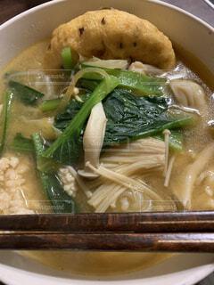 食べ物,スープ,晩ご飯,お味噌汁,具沢山