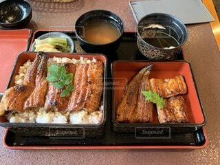 食べ物,ディナー,屋内,レストラン,肉,料理,うなぎ,魚介類,ファストフード