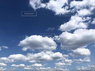 自然,空,屋外,雲,青,くもり,日中,積雲