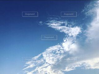 自然,空,屋外,雲,青,青い空,昼間,くもり,日中