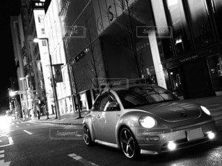 wagen beetleの写真・画像素材[4068467]