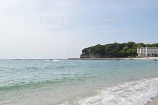自然,海,空,ビーチ,島,海岸,山,日中