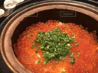 食べ物,赤,イクラ,寿司,丼,海鮮,新鮮,鮨,いくら