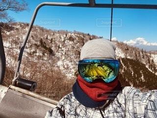 空,冬,自撮り,雪,屋外,サングラス,雪山,山,セルフィー,人,スキー,ゴーグル,寒い,SNOW,スノボー,冷たい,スノーボード,ウィンタースポーツ