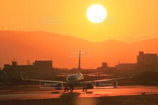 朝日,飛行機,正月,お正月,日の出,新年,初日の出