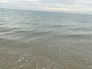 海,空,屋外,湖,砂,水面,沖縄ビーチ