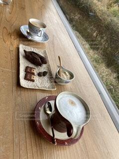 コーヒー,ティータイム,チョコレート,紅茶,焼きいも,アフタヌーンティー,ミルクティー,くつろぎ,黒糖,コーヒー カップ,イギリス製