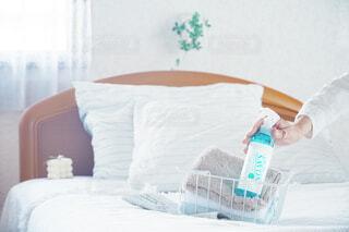 せっけんの香りの消臭スプレーレールデュセボンセンシュアルタッチの写真・画像素材[4532407]