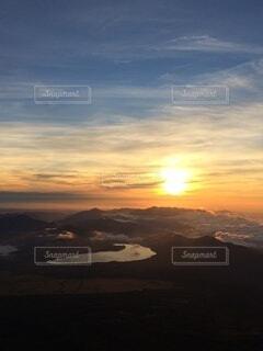 自然,風景,空,太陽,雲,日の出