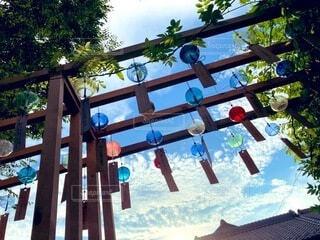 空,夏,青,風鈴,風物詩