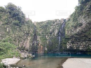 自然,屋外,水面,景色,滝,樹木,渓谷,秘境の景色