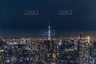 夜景の写真・画像素材[590570]