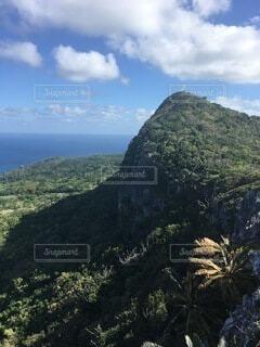 風景,沖縄,山,眺め,やんばる