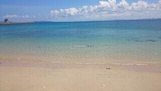 自然,海,空,屋外,砂,ビーチ,砂浜,水面,海岸