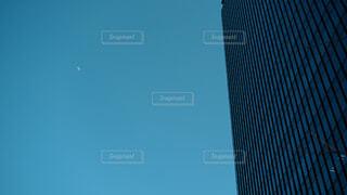 風景,空,建物,青,青い空,タワー,高層ビル