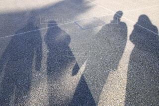 2人,カップル,屋外,影,シルエット,夫婦,かげ,彼氏,彼女