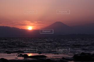 富士山の写真・画像素材[4415698]