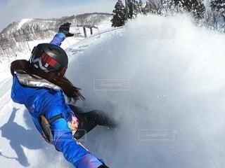 風景,冬,雪,山,スキー,運動,ヘルメット,スノーボード,斜面,ウィンタースポーツ,スポーツ用品