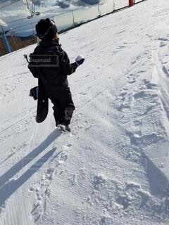 冬,雪,山,スキー,運動,スノボ,スノーボード,斜面,ウィンタースポーツ