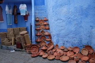 屋外,旅行,ブルー,シャウエン,モロッコ