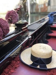 帽子,旅行,イタリア,ベネチア,ゴンドラ,ヴェネツィア