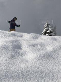 自然,雪,屋外,山,丘,スキー,スノーボード,斜面