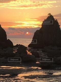自然,朝日,日の出