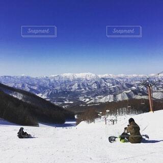 雪,晴れ,スキー,運動,ゲレンデ,快晴,スキー場,スノーボード,ウィンタースポーツ