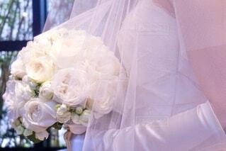結婚式の花嫁姿の写真・画像素材[4090047]