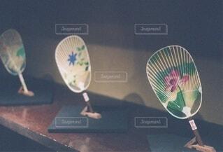 和のうちわの写真・画像素材[4710120]