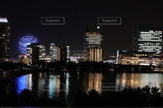 夜景の写真・画像素材[4178446]