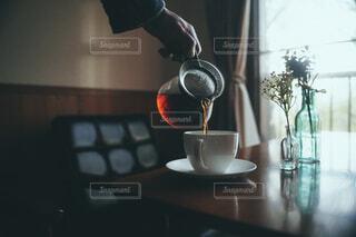 モーニングコーヒーの写真・画像素材[4308383]