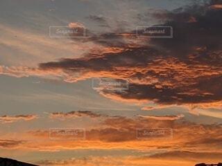 自然,風景,空,屋外,雲,夕暮れ,日の出,残光,朝の赤い空