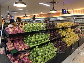 食べ物,屋内,果物,野菜,市場,コンビニ,フィリピン,セブ,自然食品