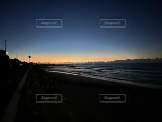 自然,海,空,屋外,ビーチ,雲,夕暮れ,水面,海岸,朝焼け,涙