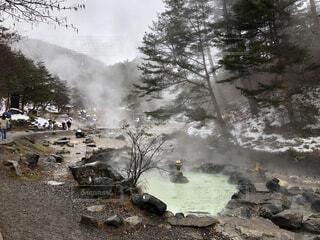 温泉の写真・画像素材[4144101]