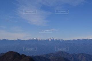 自然,風景,空,雪,屋外,雲,展望,山,景色,山梨県,南アルプス,山脈,谷,景観,眺め,峡谷,山塊