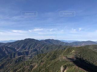 自然,風景,空,屋外,雲,展望,山,景色,丘,樹木,山梨県,山脈,景観,眺め,山塊