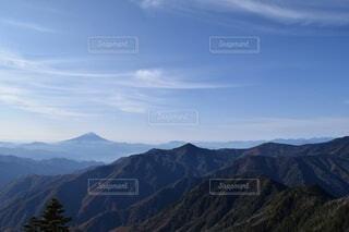 自然,風景,空,富士山,屋外,雲,綺麗,山,景色,山梨県,山脈,景観,山塊